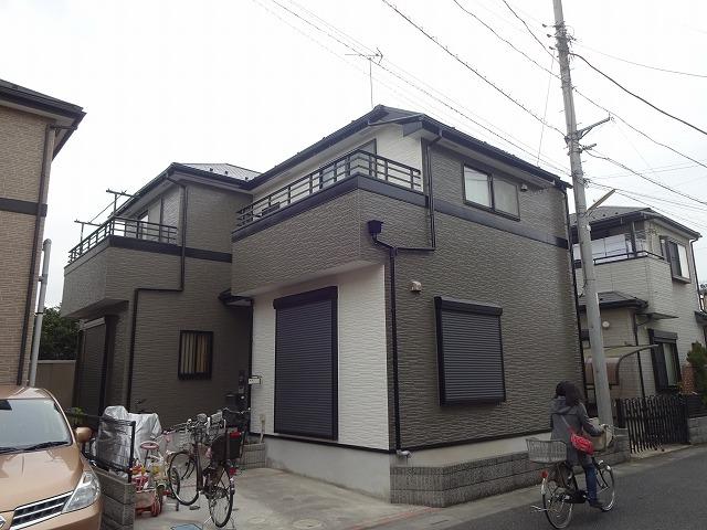 【施工実績11】外壁塗装・屋根塗装:埼玉県さいたま市岩槻区