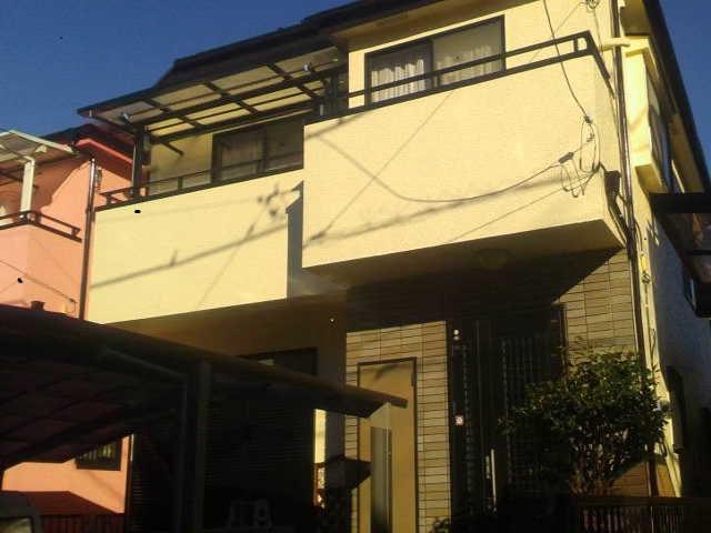 【施工実績12】外壁塗装・屋根塗装:埼玉県川越市