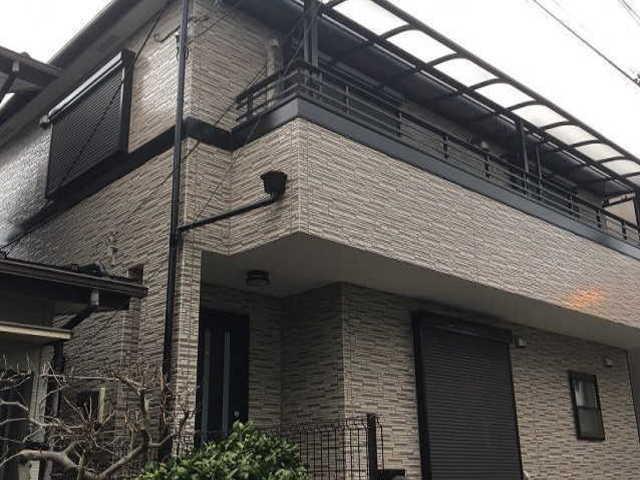 【施工実績13】外壁塗装・屋根塗装:埼玉県草加市