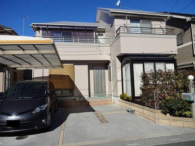【施工実績15】外壁塗装・屋根塗装:埼玉県久喜市