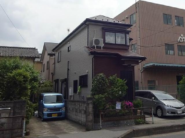 【施工実績34】外壁塗装・屋根塗装:埼玉県八潮市