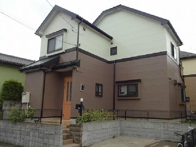 【施工実績33】外壁塗装・屋根塗装:埼玉県坂戸市