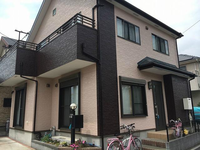 【施工実績32】外壁塗装・屋根重ね葺き:埼玉県さいたま市緑区