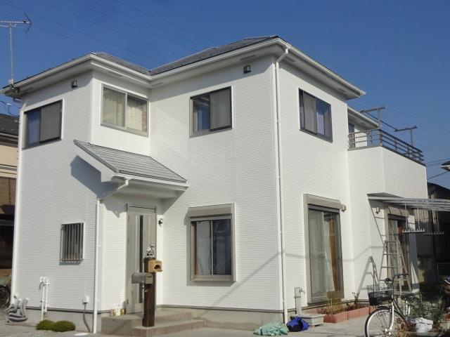 【施工実績48】外壁塗装・屋根塗装:群馬県伊勢崎市
