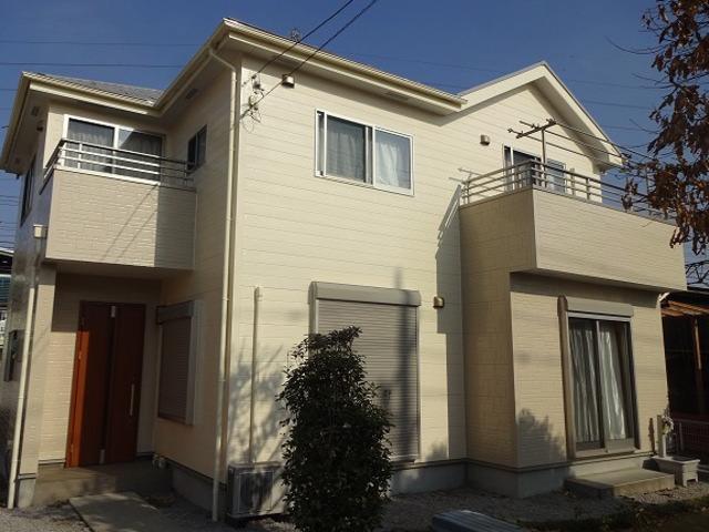 【施工実績49】外壁塗装・屋根塗装:群馬県高崎市