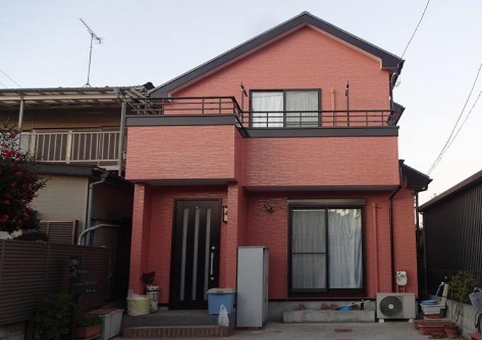 【施工実績41】外壁塗装・屋根塗装:埼玉県春日部市