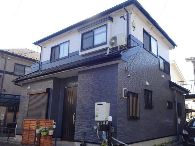 【施工実績54】外壁塗装・屋根塗装工事:埼玉県川越市