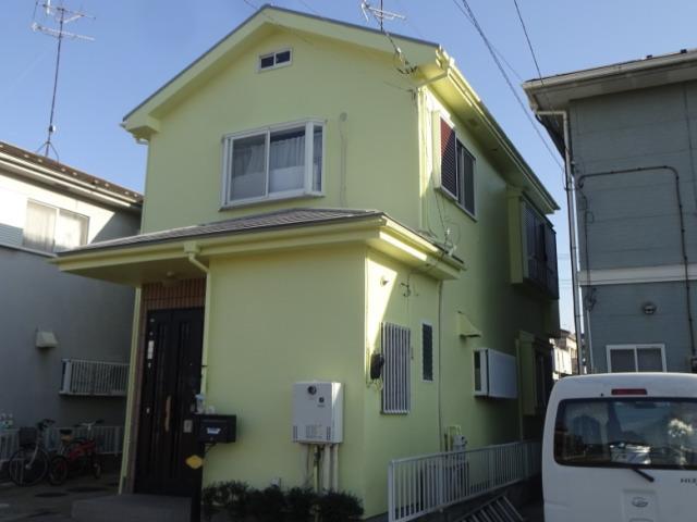 【施工実績55】外壁塗装・屋根塗装:埼玉県久喜市