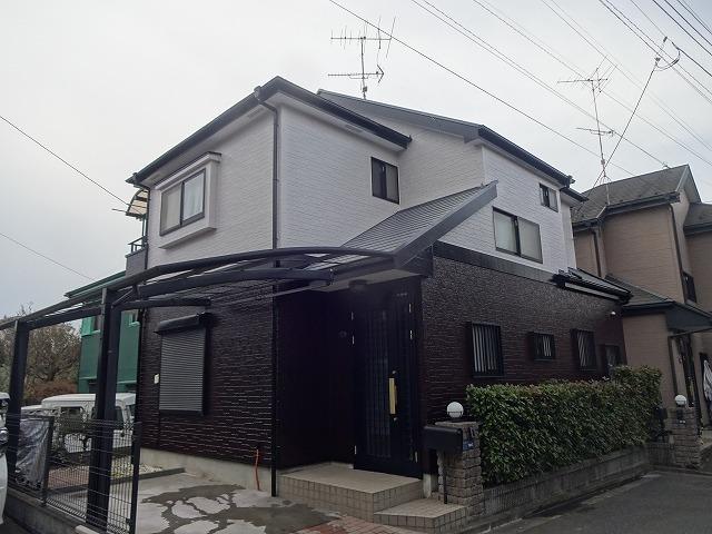 【施工実績56】外壁塗装・屋根塗装:埼玉県和光市