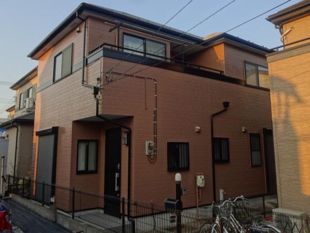 【施工実績58】外壁塗装・屋根塗装:埼玉県越谷市