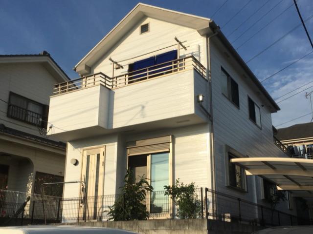 【施工実績60】外壁塗装・屋根塗装:埼玉県川口市