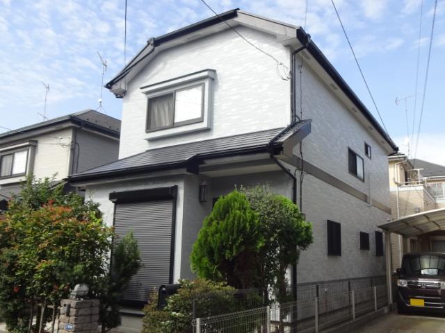 【施工実績61】外壁塗装・屋根塗装:埼玉県和光市