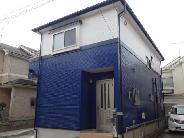 【施工実績62】外壁塗装・屋根塗装:埼玉県川越市