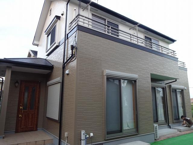 【施工実績63】外壁塗装・屋根塗装:埼玉県川越市