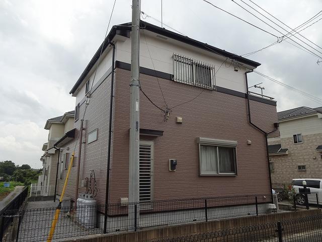 【施工実績64】外壁塗装・屋根塗装:群馬県館林市