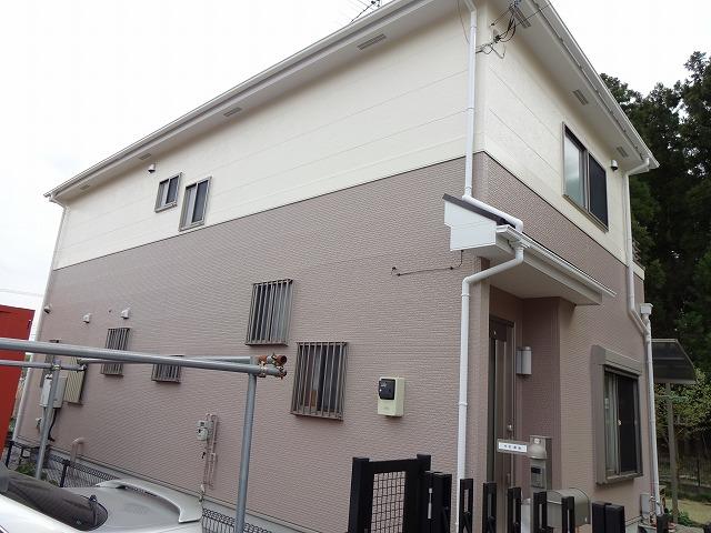 【施工実績81】外壁塗装・屋根塗装:埼玉県日高市