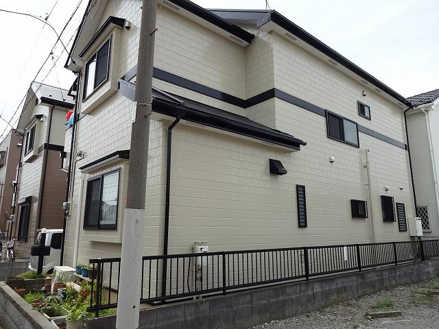 【施工実績87】外壁塗装・屋根塗装:埼玉県南埼玉郡