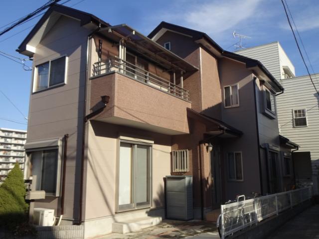 【施工実績94】外壁塗装・屋根塗装:埼玉県川越市