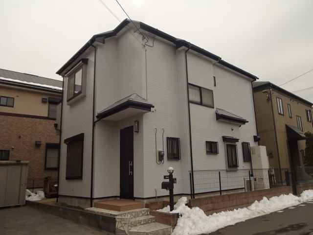【施工実績91】外壁塗装・屋根塗装:埼玉県坂戸市