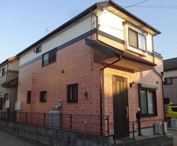 【施工実績42】外壁塗装・屋根塗装:埼玉県川越市