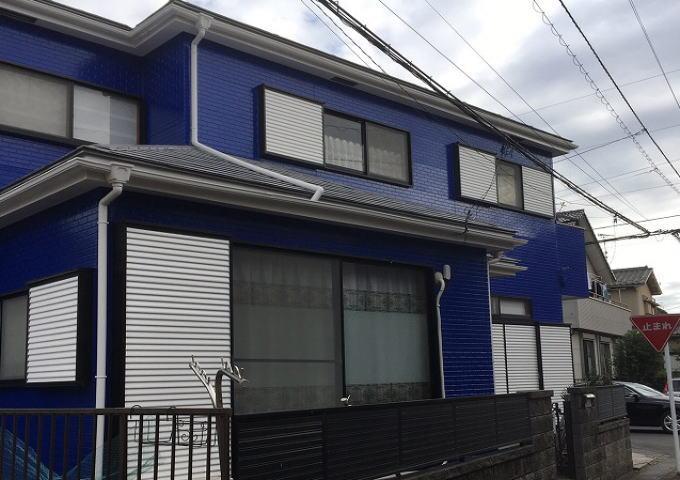 【施工実績44】外壁塗装・屋根塗装工事:埼玉県さいたま市北区