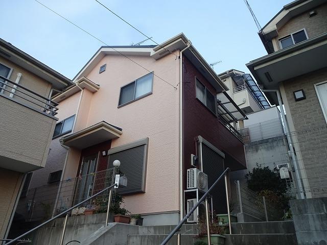 【施工実績46】外壁塗装・屋根重ね葺き工事:埼玉県さいたま市見沼区