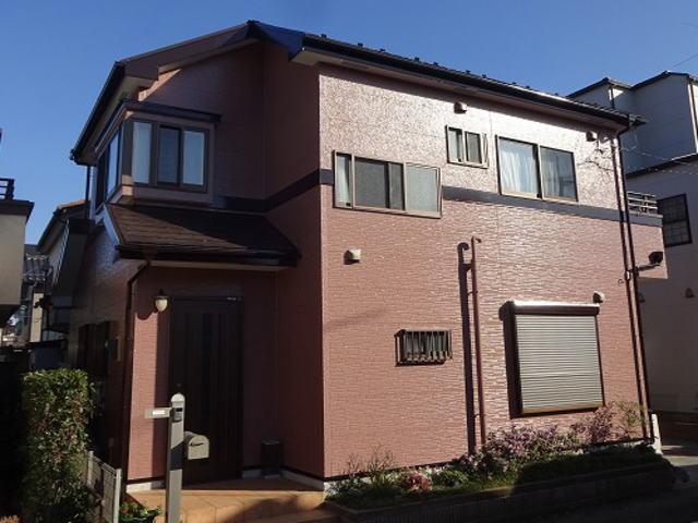 【施工実績51】外壁塗装・屋根塗装:埼玉県川越市