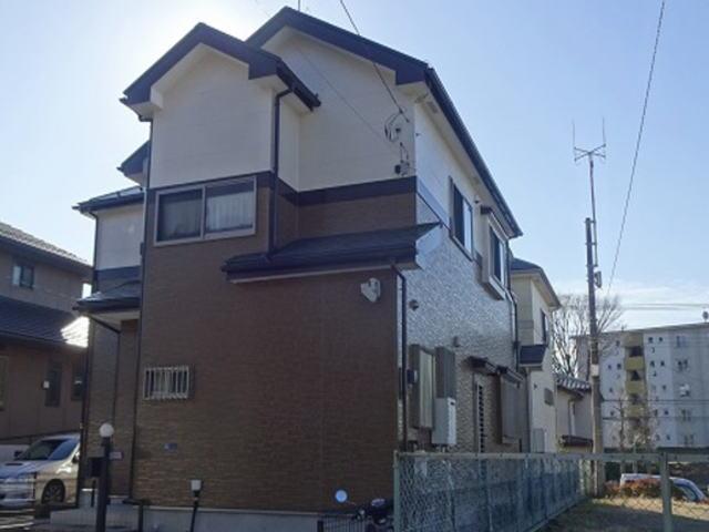 【施工実績65】外壁塗装・屋根塗装:千葉県我孫子市