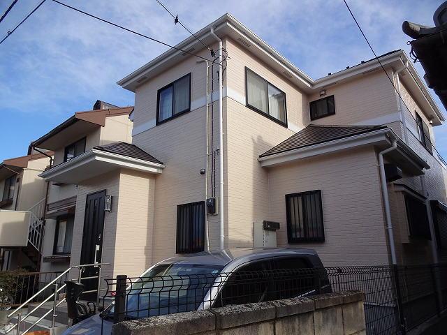 【施工実績95】外壁塗装・屋根塗装:埼玉県上尾市
