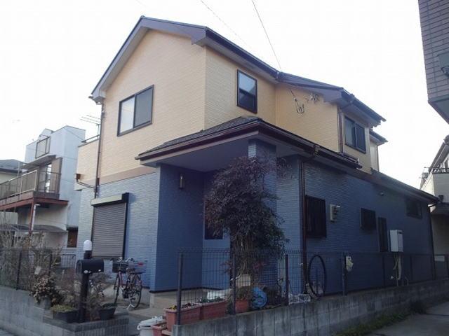 【施工実績96】外壁塗装・屋根塗装:埼玉県坂戸市