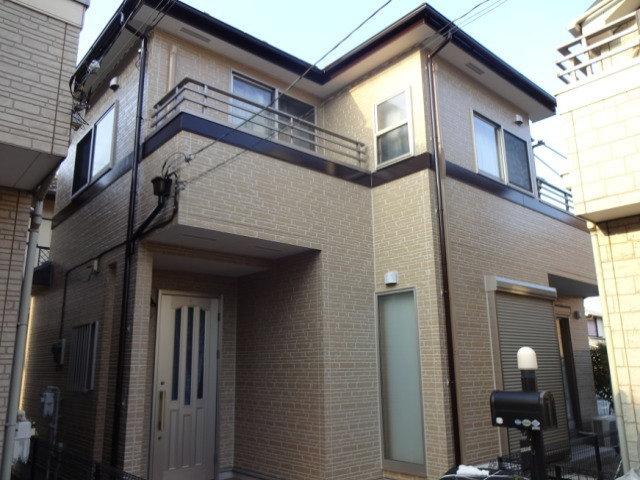 【施工実績102】外壁塗装・屋根塗装:埼玉県入間郡