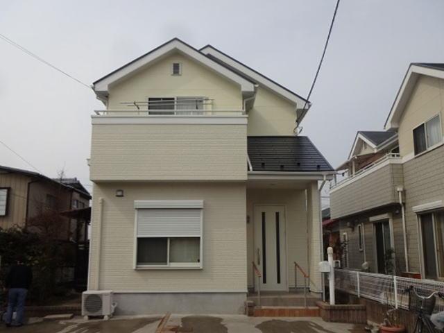 【施工実績101】外壁塗装・屋根塗装:群馬県高崎市