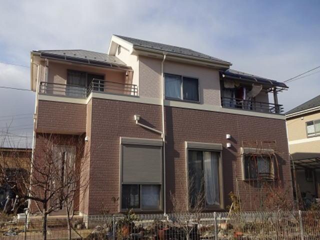 【施工実績97】外壁塗装・屋根塗装:埼玉県坂戸市