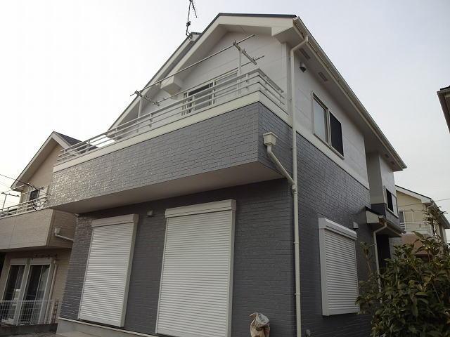 【施工実績98】外壁塗装・屋根塗装:群馬県伊勢崎市