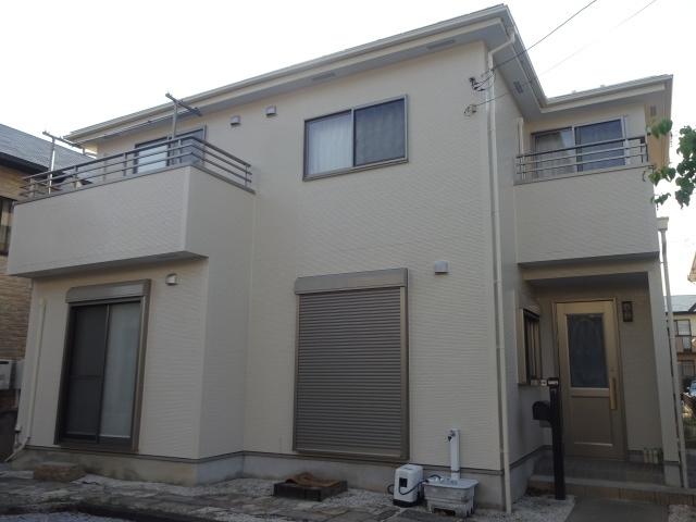 【施工実績136】外壁塗装・屋根塗装:群馬県前橋市