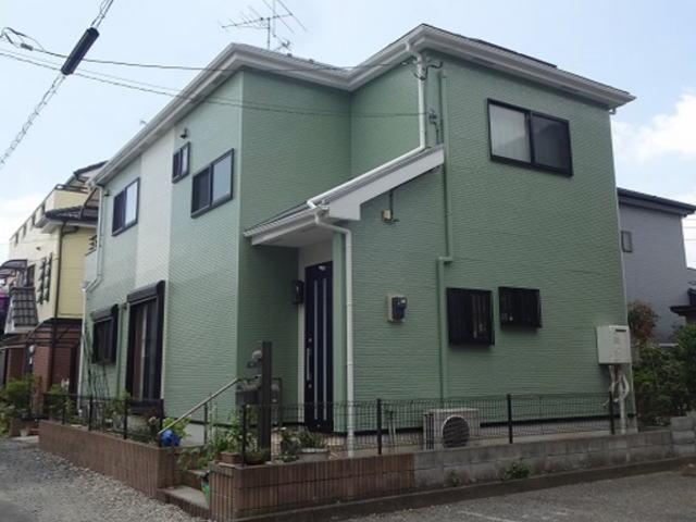 【施工実績134】外壁塗装・屋根塗装:埼玉県春日部市