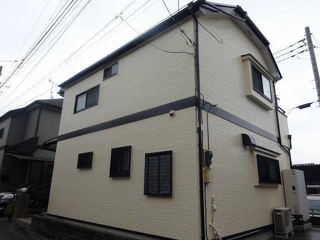 【施工実績135】外壁塗装・屋根塗装:埼玉県和光市