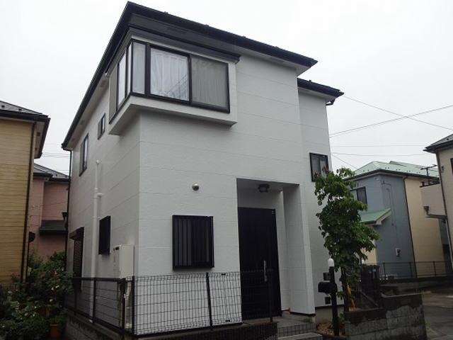 【施工実績138】外壁塗装・屋根塗装:埼玉県草加市