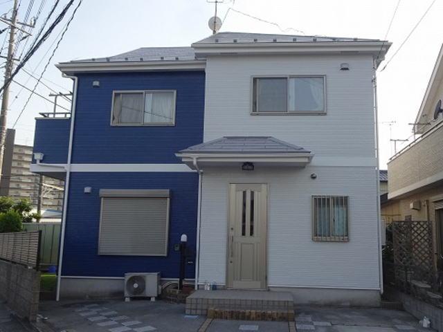 【施工実績141】外壁塗装・屋根塗装:埼玉県北本市