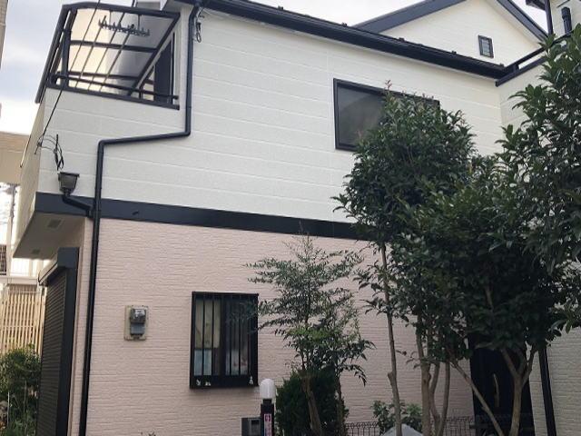 【施工実績144】外壁塗装・屋根塗装:埼玉県坂戸市