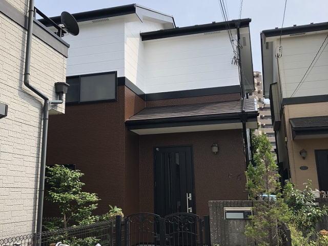 【施工実績146】外壁塗装・屋根塗装:埼玉県川口市