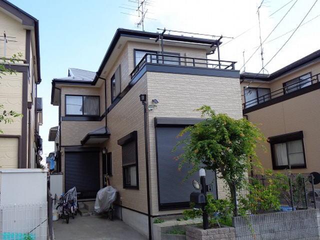 【施工実績147】外壁塗装・屋根塗装:埼玉県白岡市
