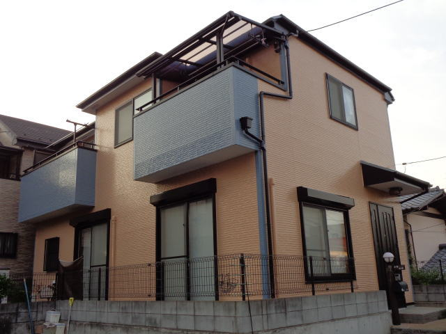 【施工実績148】外壁塗装・屋根塗装:埼玉県さいたま市南区