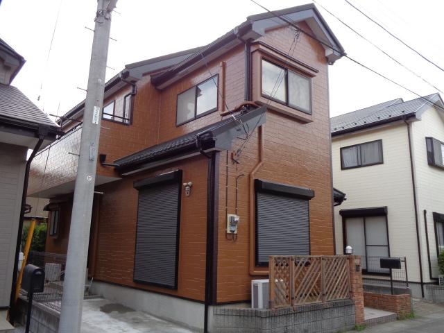 【施工実績152】外壁塗装・屋根重ね葺き:埼玉県川越市