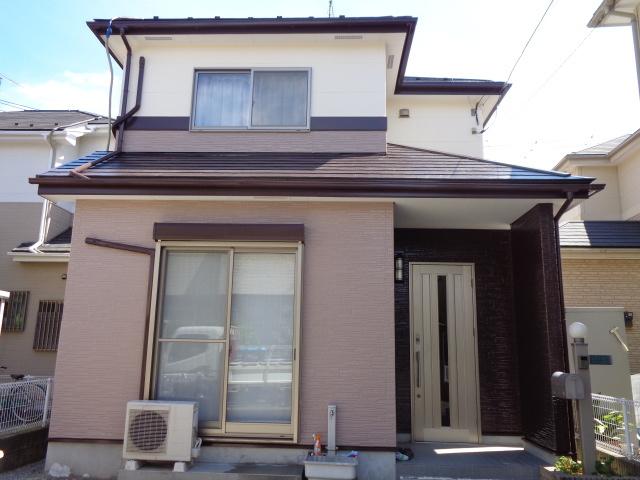 【施工実績153】外壁塗装・屋根塗装:埼玉県白岡市