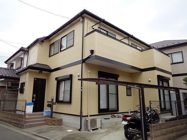 【施工実績149】外壁塗装・屋根塗装:埼玉県所沢市