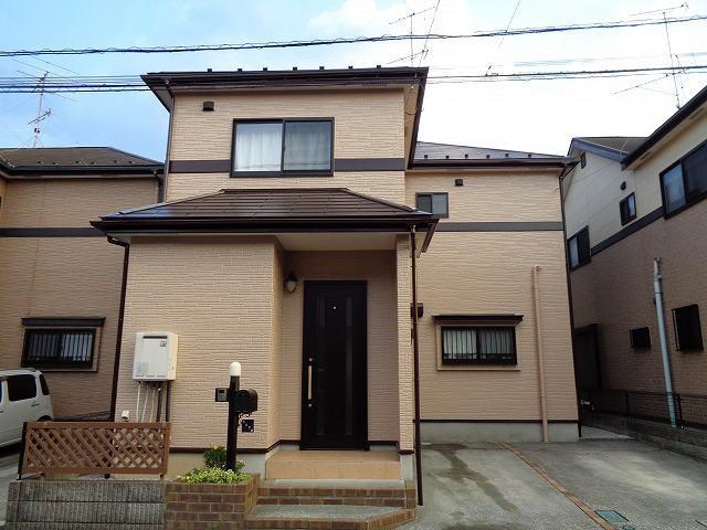 【施工実績150】外壁塗装・屋根塗装:埼玉県日高市