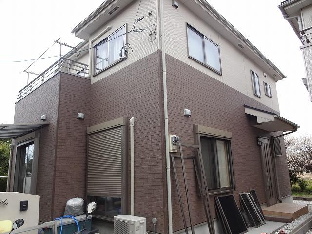 【施工実績157】外壁塗装・屋根重ね葺き:埼玉県さいたま市