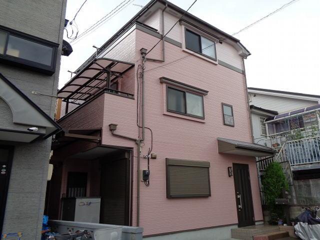 【施工実績158】外壁塗装・屋根塗装:埼玉県草加市