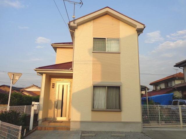 【施工実績159】外壁塗装・屋根塗装:群馬県藤岡市